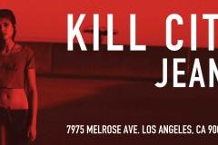 kill city - my favorite jeans