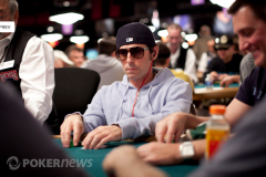 the walk of shame - poker isn't easy