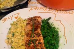 wild salmon yum yum